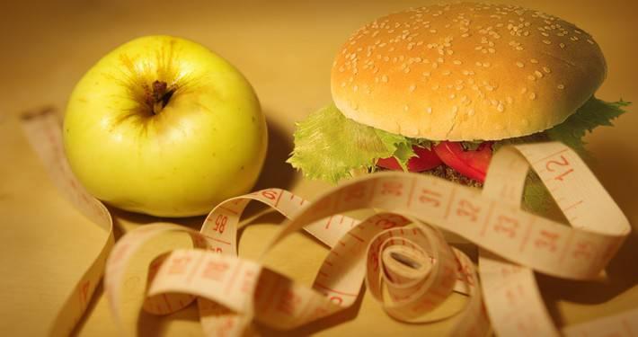 Ожирение и диета