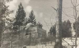 Это дача моего деда (твоего прадеда) на речке Истра, деревня Красновидовр, на которой я вырос. До сих пор мне снится...
