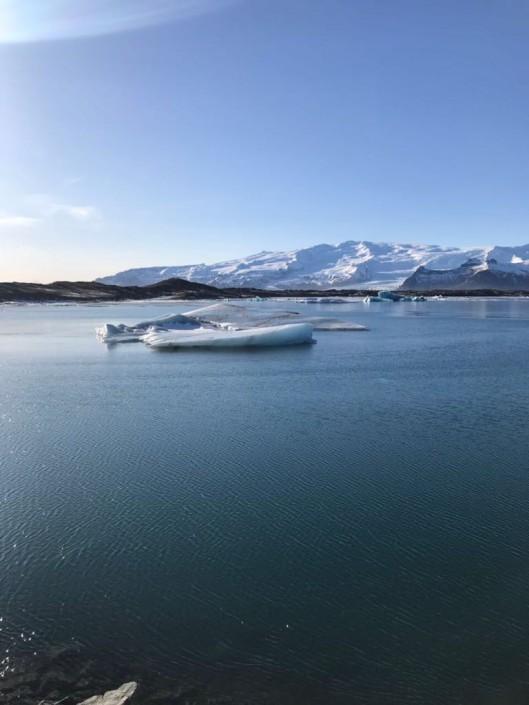 А. Мясников в Исландии. Март 2018